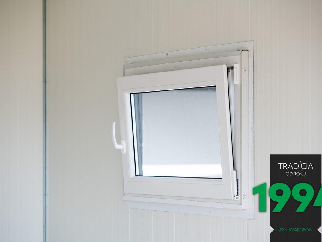 Biele okno