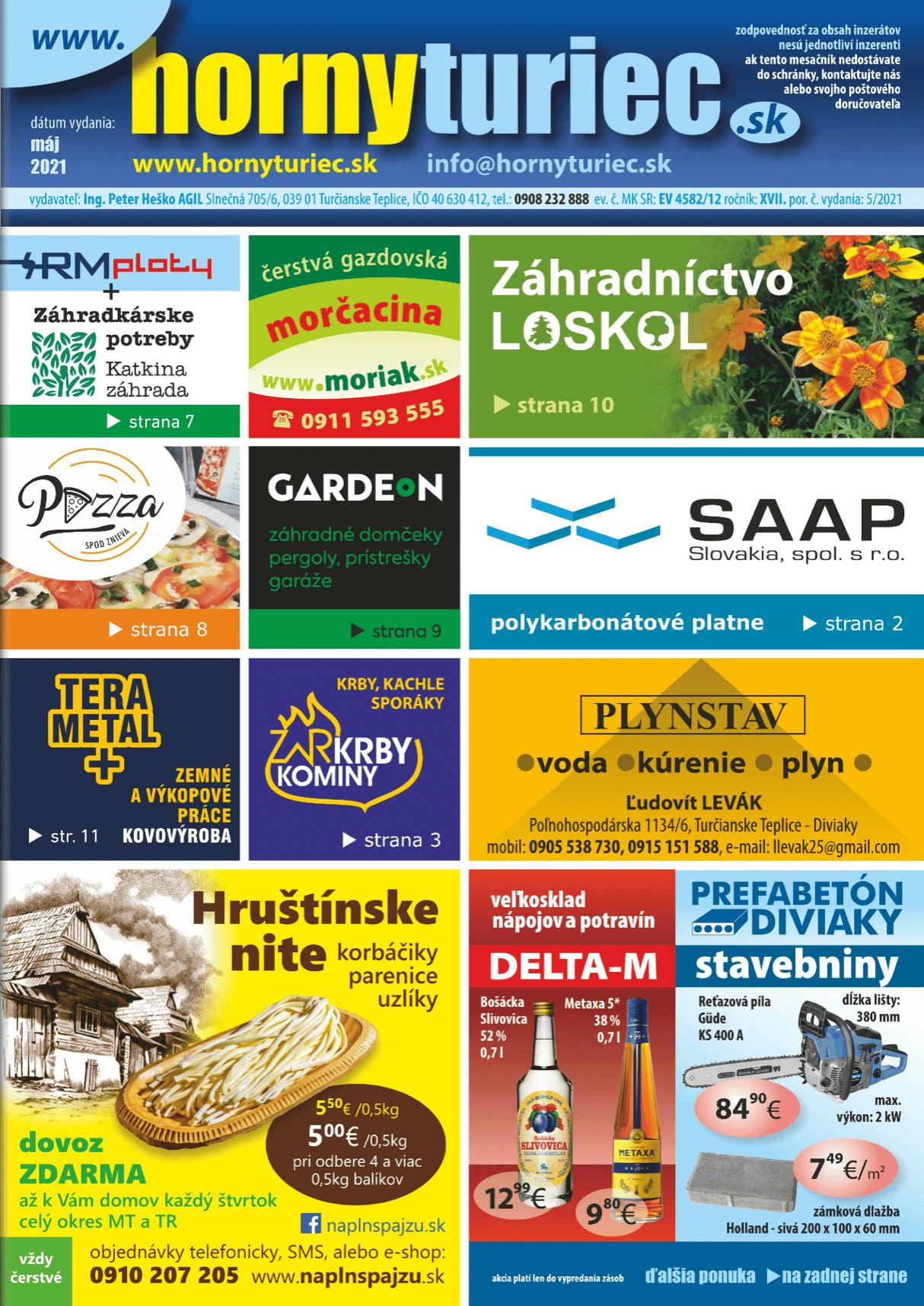 Noviny hornyzturiec.sk