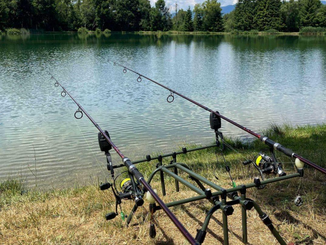 Rybárske pruty