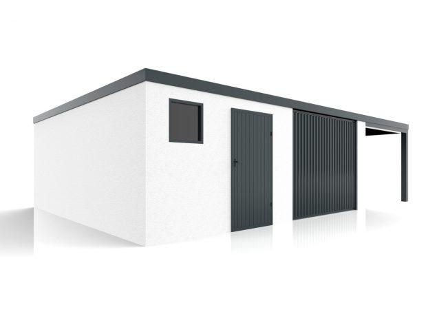 Atypické garáže