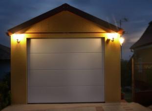 Plechová garáž pre jedno auto