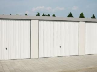 Montovaná garáž pre tri autá