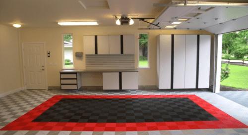 Kvalitná podlaha do garáže