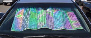 Ako ochrániť auto pred slnkom?