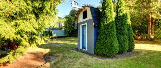 5 vecí, na ktoré by ste mali myslieť ešte pred kúpou záhradného domčeka