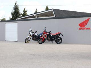 Montovaná garáž na mieru pre Honda Nitra