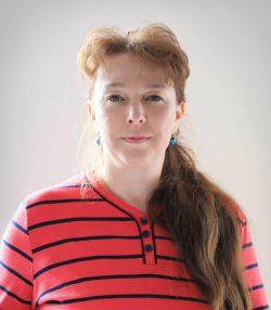 Blanka Cholevová