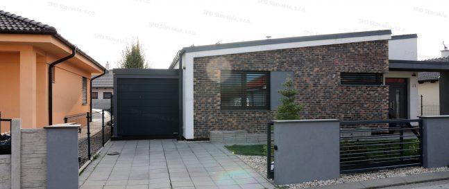 Inšpiratívne záhradky našich zákazníkov (2. časť) – montované garáže