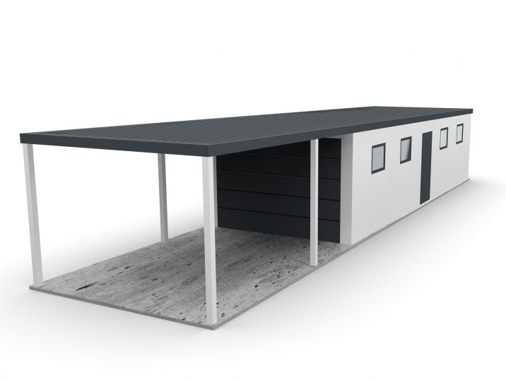 Atypická garáž