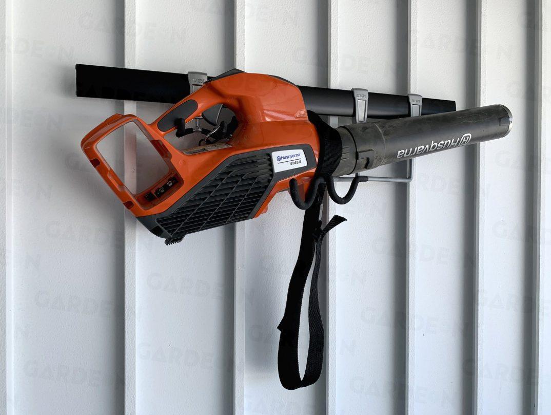 Závesný systém do garáže