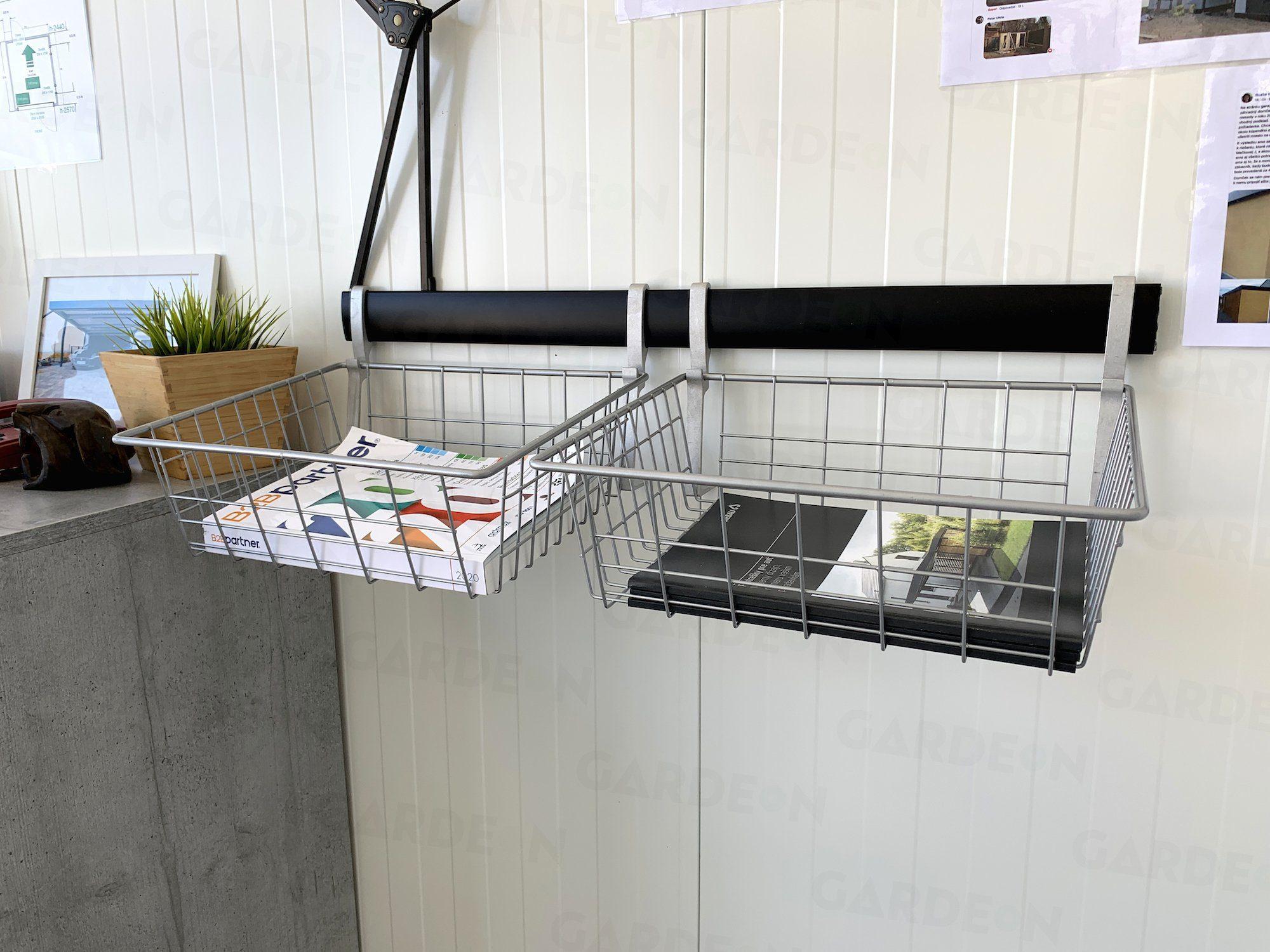 Organizácia do záhradného domčeka