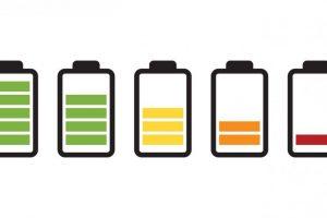 Ilustrácia batérií