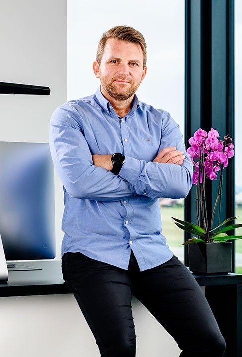 Ing. Martin Choleva