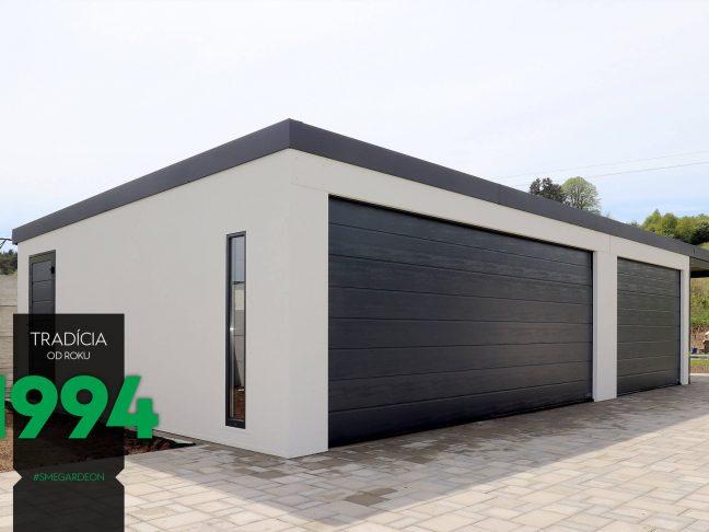 Atypická garáž na mieru