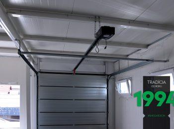 Montáž vnútra garáže