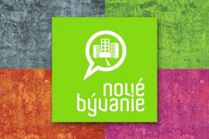 Nové bývanie logo